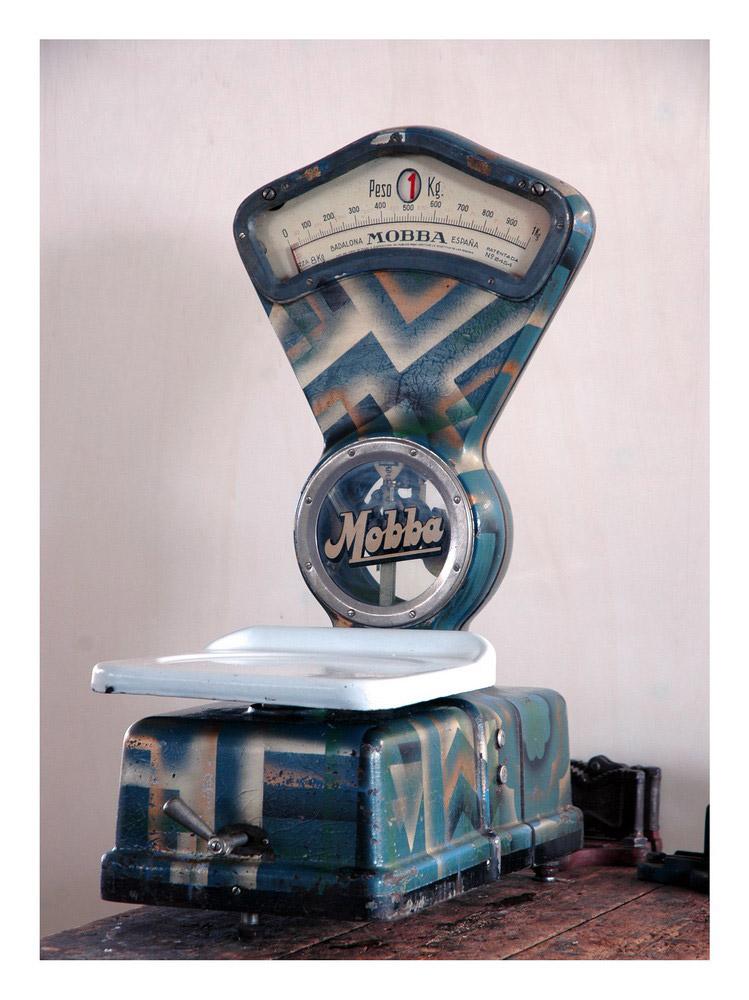 Balança comercial - s.XX - Museu de Badalona